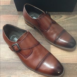Stacy Adams single monk strap